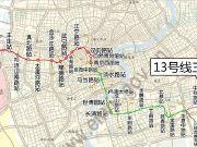 上海纵横双轨交最新消息 这个区在交叉核心位置最受益