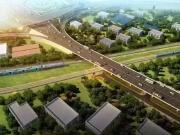 双向六车道 兰州东岗立交桥计划2019年年内开通 利好这些盘