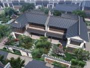 江南院子洋房期房在售,在售洋房6#、9#楼,建筑面积约124