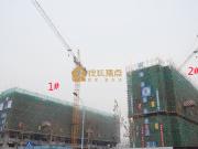 三大公园环绕 淄博金科·集美郡项目工程进度播报