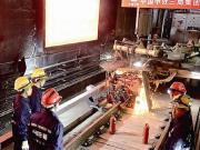 定了!地铁2号线台东站顺利封顶 年底开通运营