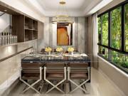 太湖国际联排别墅现代简约风格设计案例