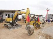 海东举行重大项目集中开工仪式  河湟新区7项目开工