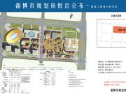 重庆路中学旁淄博黄金城商业项目规划新鲜出炉