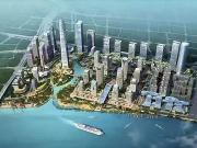金融城东区控规出炉!将打造四大功能组团!