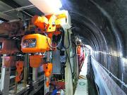 地铁4号线东段正式施工!首付35万起即可入住地铁旁