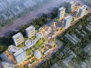 兰州新区商业综合体瑞岭国际商业广场正式开业运营