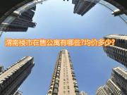 渭南楼市在售公寓有哪些?均价多少?