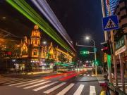 青岛五条商业街打造国际范儿 周边楼盘抢先看