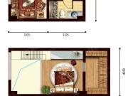 保定公寓项目盘点丨小空间 大创意 年轻人看点不一样的