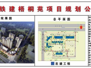 西宁中国铁建梧桐苑项目规划曝光 绿化率33%!