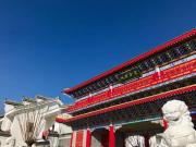 芙蓉古城 让银川人更懂中式建筑中的诗情画意!