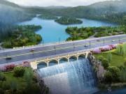 两江协同创新区建设新进度!智汇湖大坝进入浇筑阶段