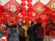 渭南临近商超社区一览 购买年货更方便