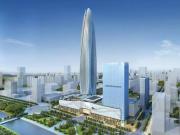 4月9日宁波中心大厦动工仪式圆满落幕 409米执掌浙江新高度