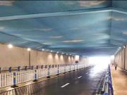 荣进街地道涵通车 三大动力区域立体路网更完善