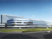 环东海域医院主体开工,附近新盘融信铂悦湾周边配套更加齐全。
