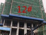 翡翠湾花园2018年8月工程进度