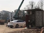 央企中冶涉嫌无证施工 开发商:我们在移树呢