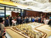万科威高翡翠公园 匠心作品首开立罄 揽金4.5亿