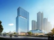 天都首郡二期待建商业楼,调整为2-3层商业及21层酒店、办公