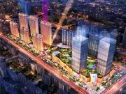 新城吾悦广场,是新城控股集团第48座综合体项目