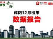 12月咸阳楼市新房成交均价8481元/㎡ 成交2045套