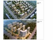 浩创城三期7#、9#、10#楼规划调整,地下建筑面积增加