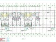 纳山纳水17#楼单体方案调整,将二、三层住宅调整为商业