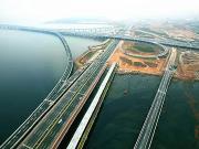 胶州湾大桥降价将直接影响青岛两大板块楼市