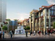 未来城市中心 规模空前的商业项目——衍泽新都