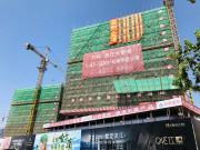 6月施工播报:群力学区公寓封顶 新区小高层7000元/㎡