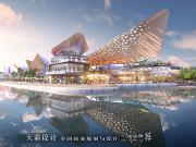 最新海南岛计划:海贝壳概念建筑设计出现在三亚海棠湾