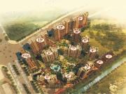 钦州松江·宁越花园鑫福楼(15#)及联排别墅在售