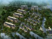 关于黄山铂宫二期规划方案的公示 拟建设两栋八层建筑