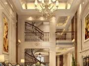 园博一号别墅 1200㎡ 欧式风格