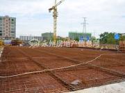 【博诚·春江壹号】2017年8月工程进度:16#17#地基已做好,13#正在拆除外架