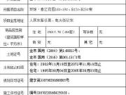 预售证|春江花园三期获金预售许字(2017)第36号