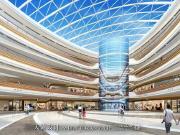 """长春新城吾悦广场:个性化室内设计与""""时光·引擎""""商业主题街"""