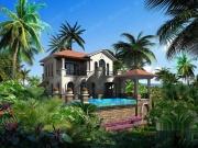 金泰南燕湾项目二期:洋房和独栋别墅 22500元/平起
