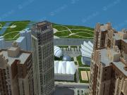 大理外滩名著 C户型建筑面积约68.3平米