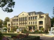 台州中央花园仅剩少量高层和法式合院在售