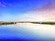 """济南齐鲁大桥、凤凰大桥跨黄大桥有了""""准生证""""预计2021通车"""