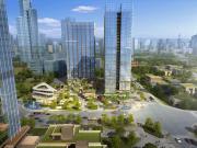 迭代攀成钢,城市级TOD+公园+商业配齐