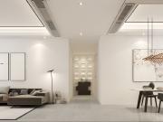 龙湖香醍172平米装修设计参考,以爱筑家,缱绻相依!