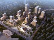 """威海""""绿轴""""工程进展顺利 将成威海文化新地标"""