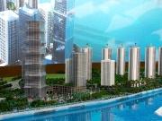 海口恒大外滩在售:建面约60-145平 16000元/平起