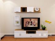 两房一厅小户型全屋定制家具搭配鉴赏-德夫曼衣柜