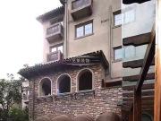 重庆白麓官邸装修案例,洋房底跃户型美式设计作品