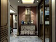 沈阳雅居乐花园260㎡新中式+新古典风格